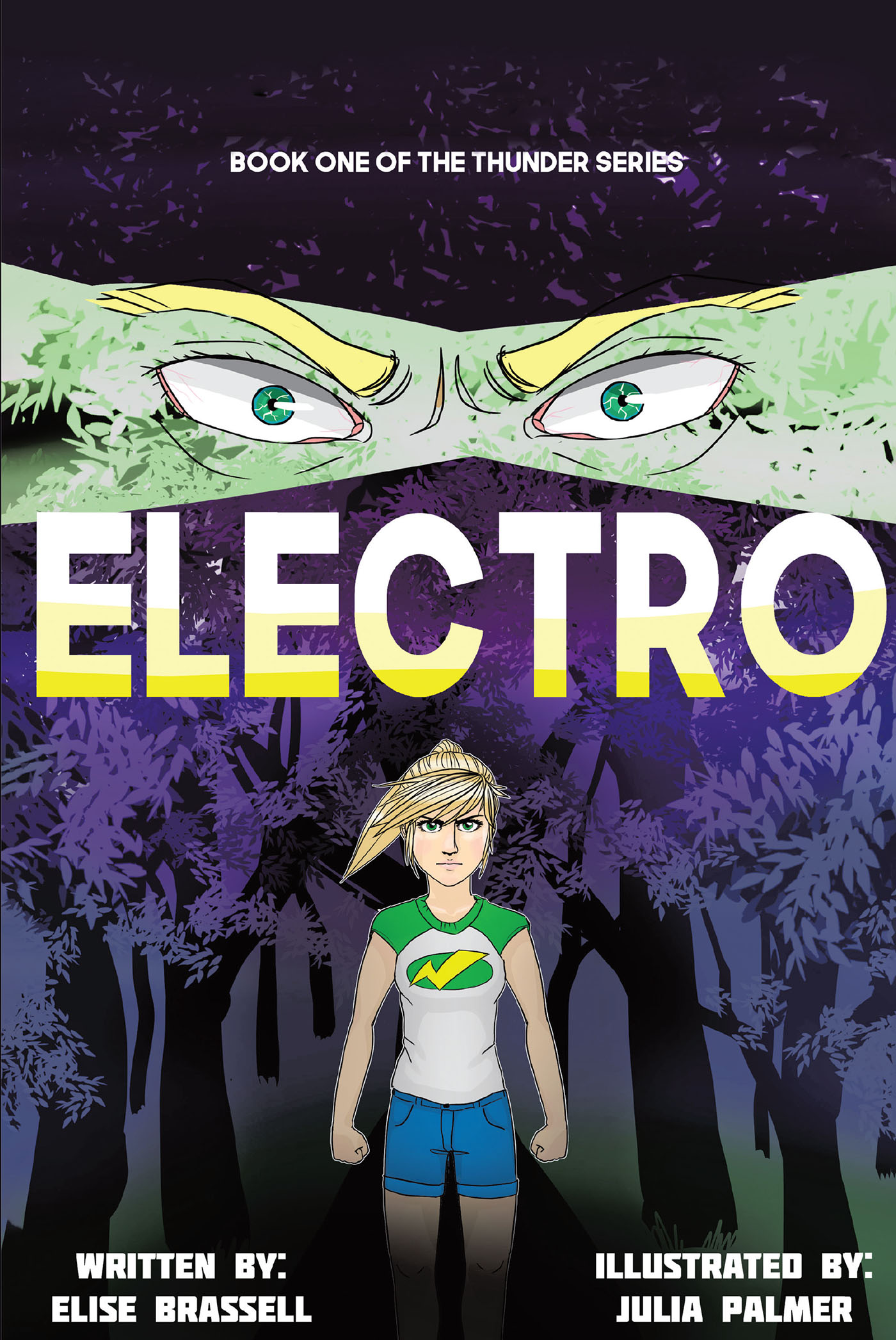 Electro Book One: The Thunder Series