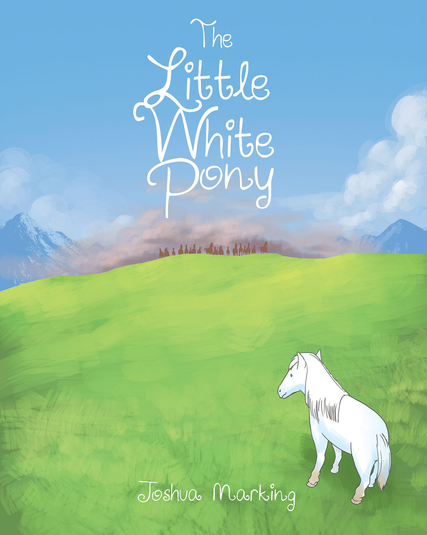 7d95712374f5 The Little White Pony